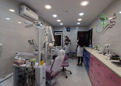 درمانگاه فوق تخصصی شهر راز