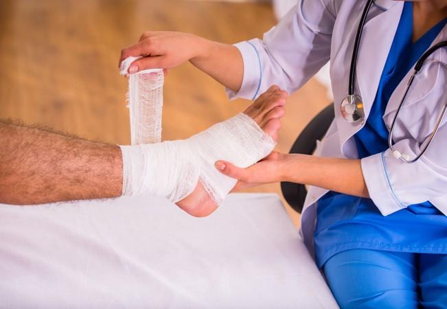 کلینیک و درمانگاه زخم در شیراز