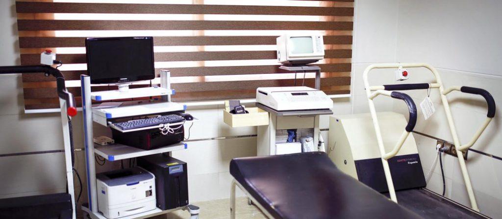 درمانگاه و کلینیک قلب در شیراز