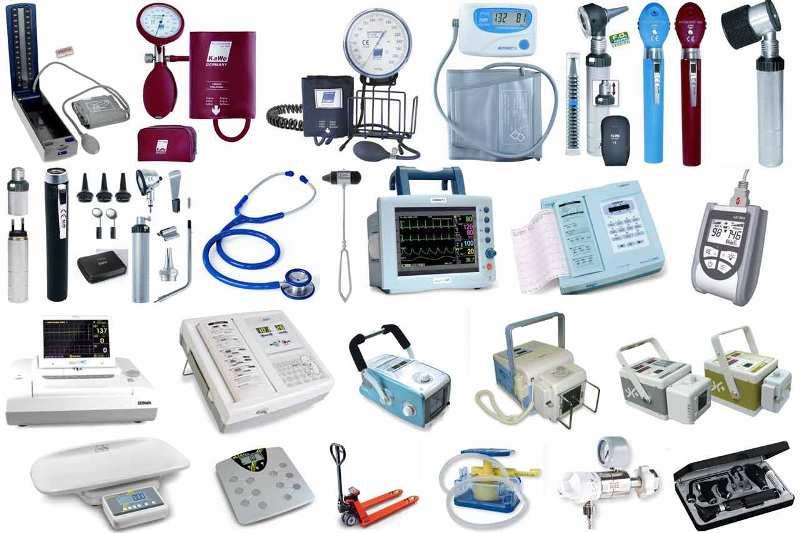 تجهیزات پزشکی در شیراز