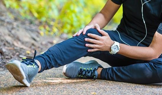 آسیب های ورزشی - زانو درد