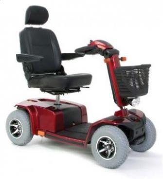 اسکوتر معلولین