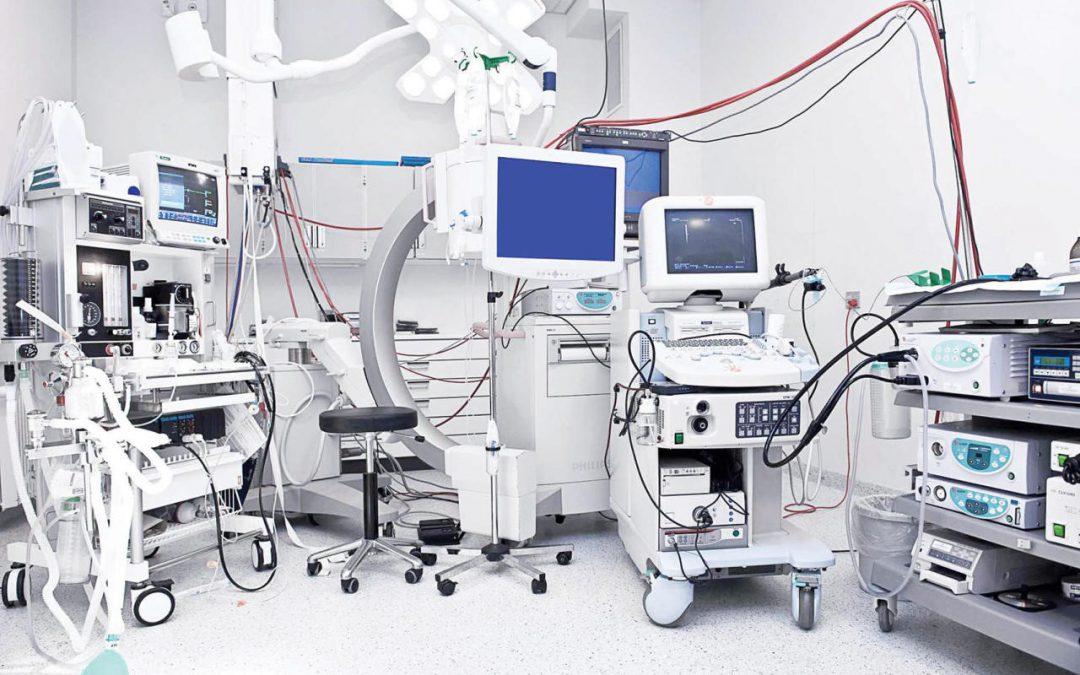 آشنایی با انواع تجهیزات پزشکی