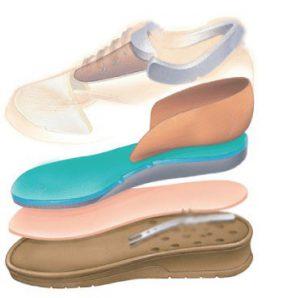 کفش های طبی